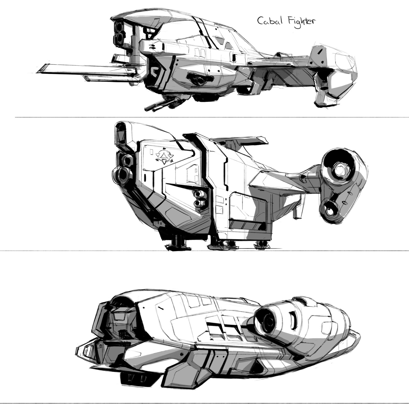 Halo Wars Hawk