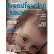 Image: Free Your Guide to Breastfeeding magazine