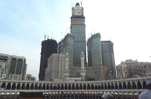 Makkah Royal Clock Tower,