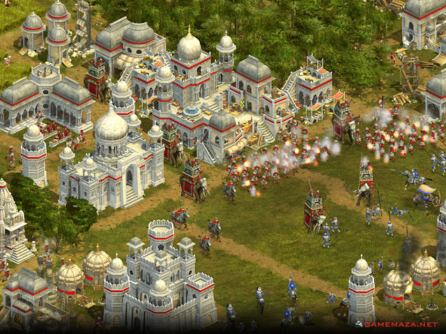 Rise of Nations Thrones and Patriots Gameplay Screenshot 3