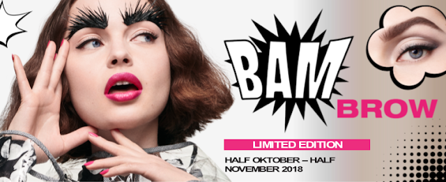 Catrice limited edition 'BAMBROW'