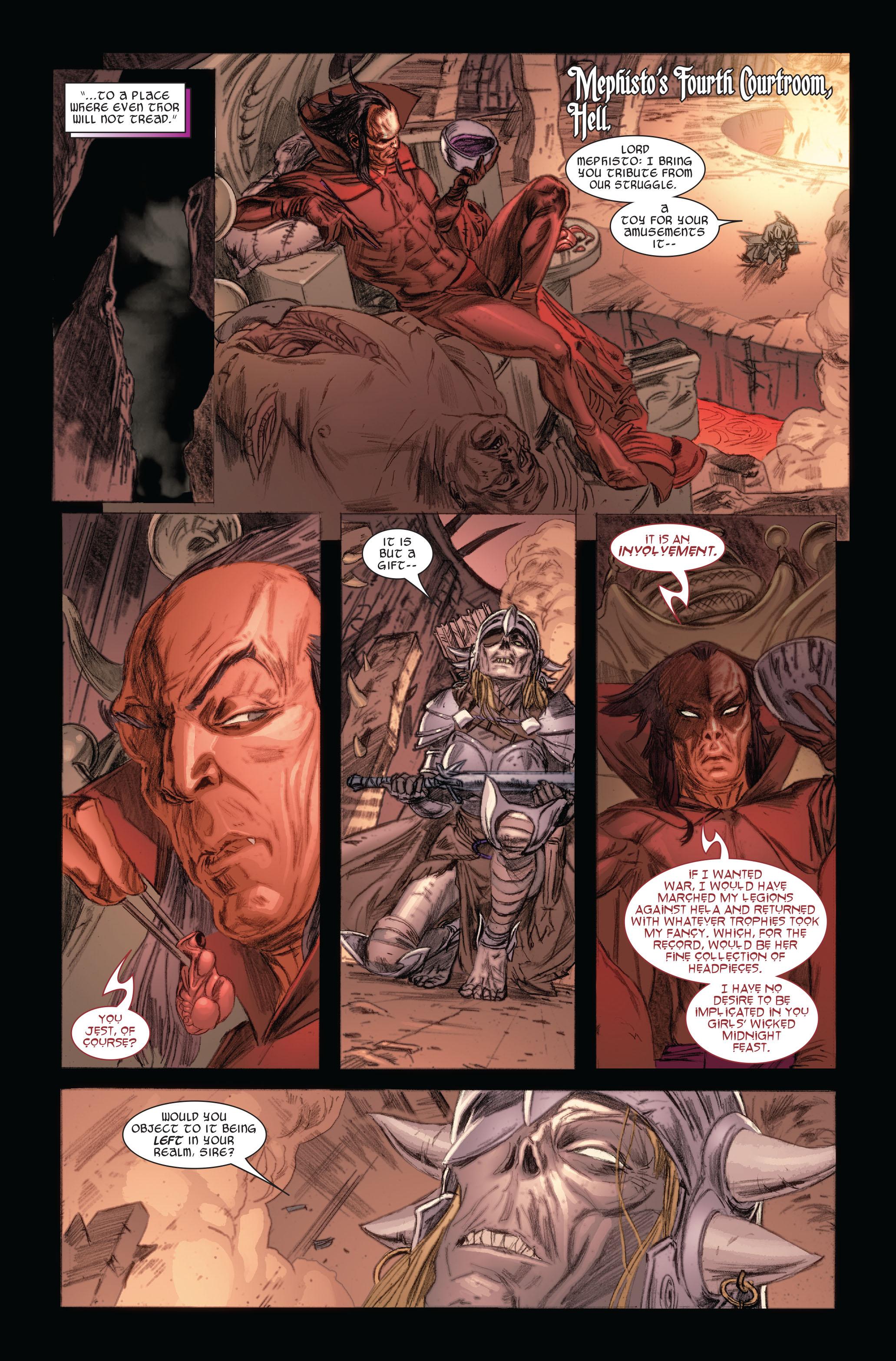 Thor (2007) Issue #612 #25 - English 18