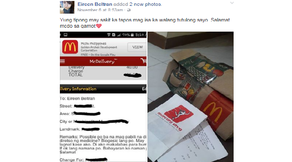 Netizen Shares A Simple Act Of Kindness From Mcdonalds And Got Positive Feedback From Social Media