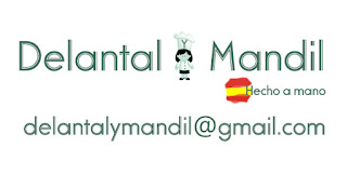 delantal y mandil