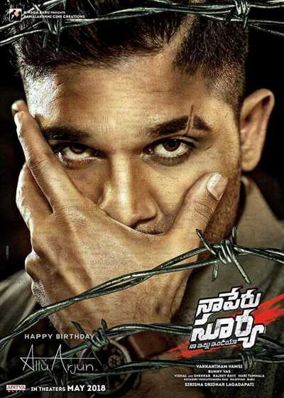 Naa Peru Surya Na Illu India 2018 full Movie Download or Watch