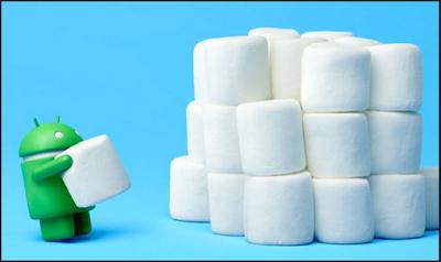 "Sistem Operasi Android Terbaru ""Marshmallow"""
