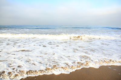 Pacific Palisades Beach - Ocean Photography by Mademoiselle Mermaid