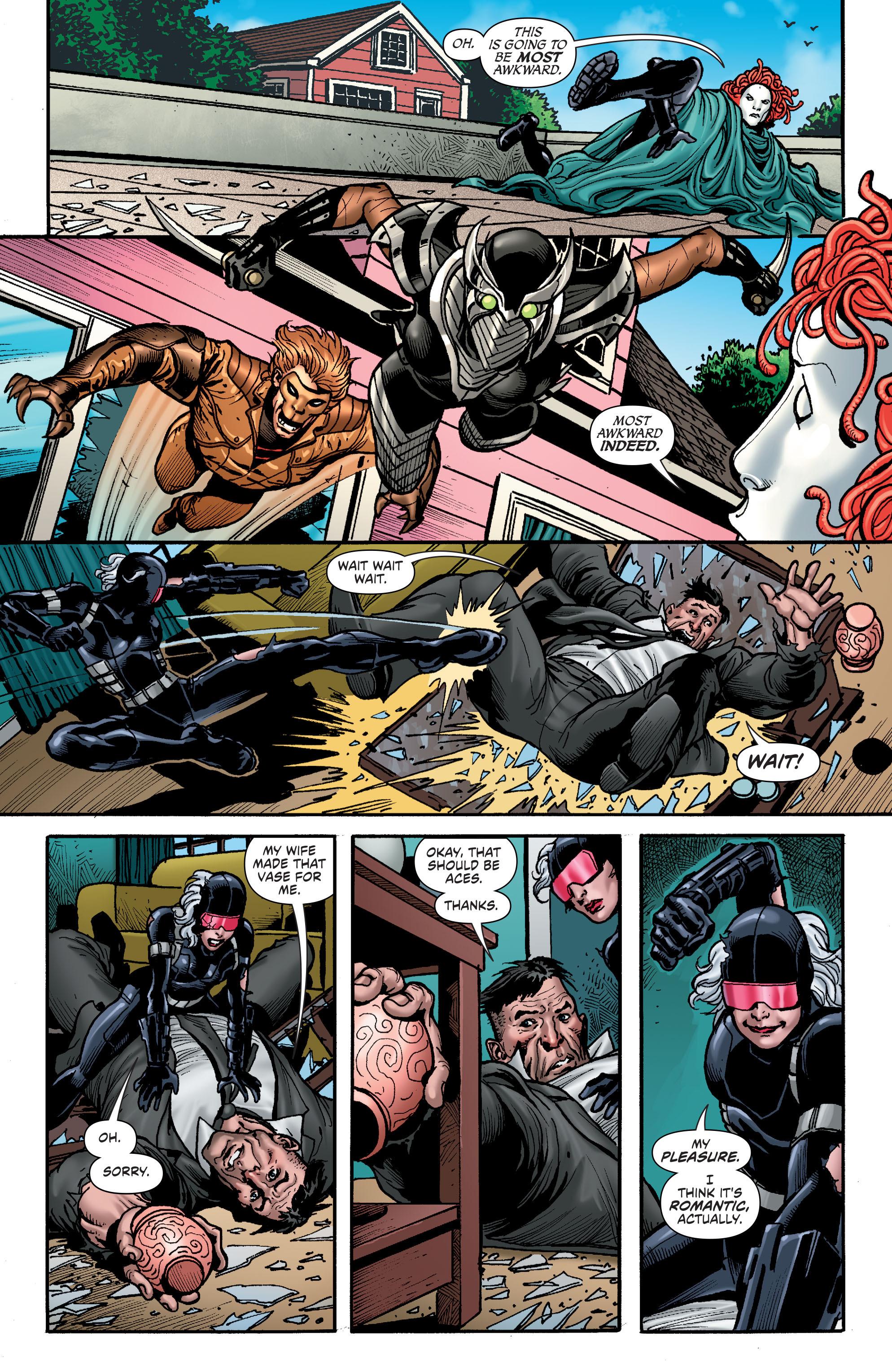 Read online Secret Six (2015) comic -  Issue #4 - 19