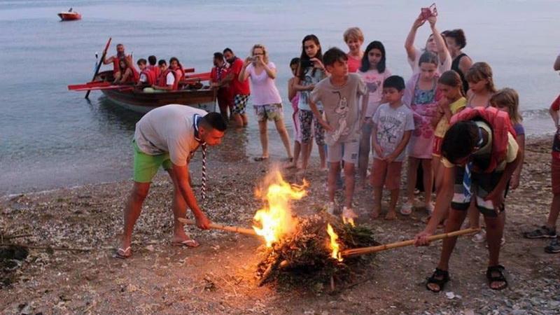 Με επιτυχία ολοκληρώθηκαν οι Ναυτικές Γιορτές στην παραλία της Νέας Χηλής