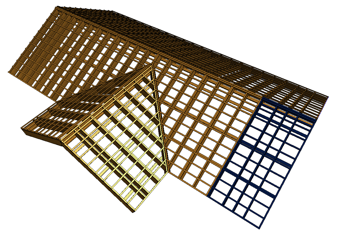 Revit Add Ons Coming Soon New Prefabricated Wooden Roof