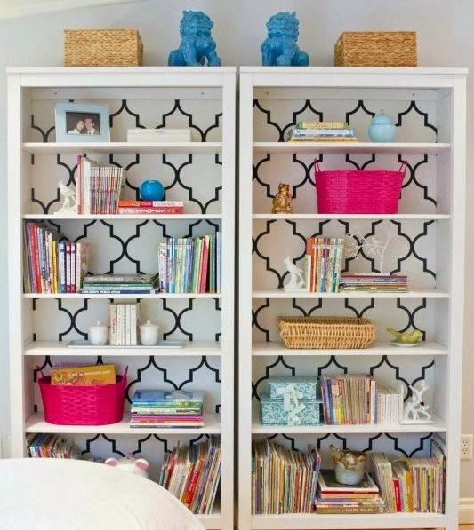 Pinteresting: Bookshelf Inspiration