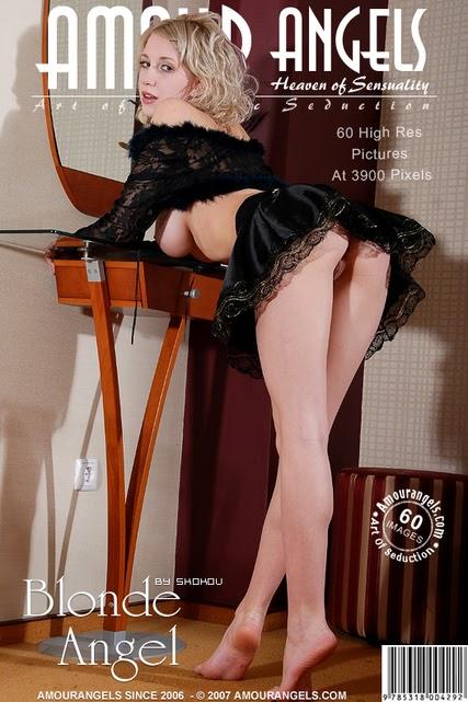[AmourAngels] Kate - Blonde Angel - Girlsdelta
