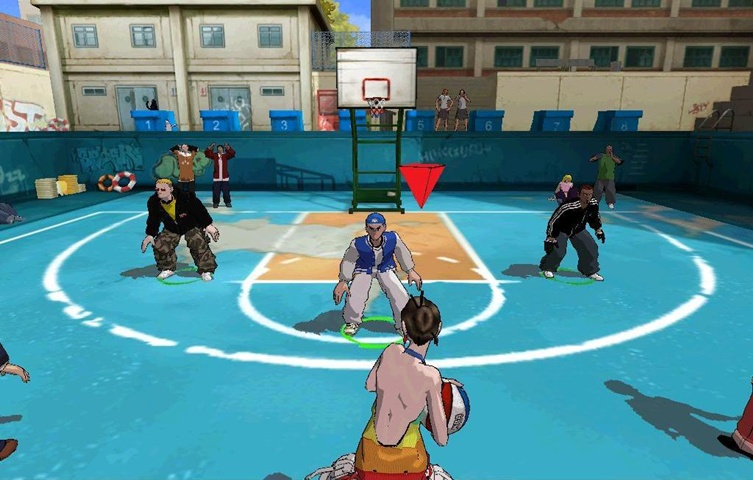 Free style street basketball online gameplay 020 free mmo games jpg