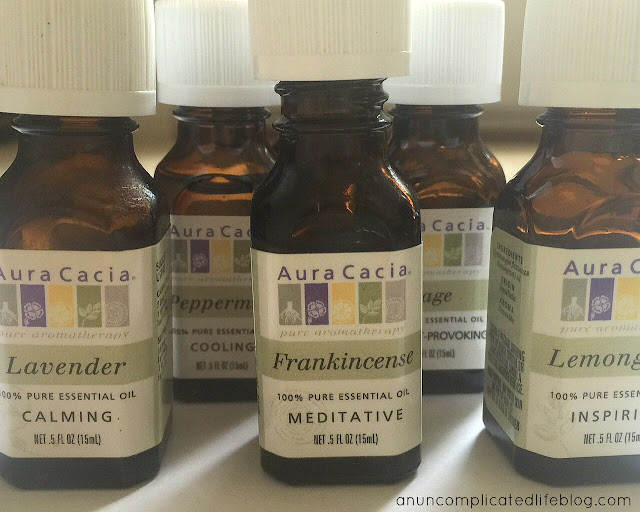 Using #essentialoils for better, naturual and holistic health