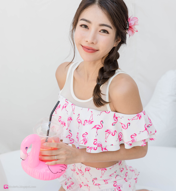 An Seo Rin - Swimwear - Very cute asian girl - girlcute4u.blogspot.com (1)