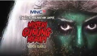 Biodata Lengkap Pemain Sinetron Misteri Gunung Merapi MNCTV