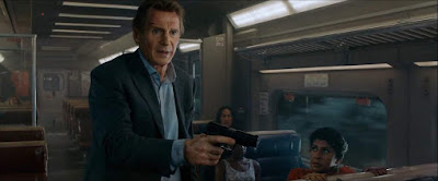 The Commuter Liam Neeson movie Image