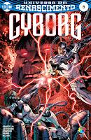 DC Renascimento: Cyborg #5