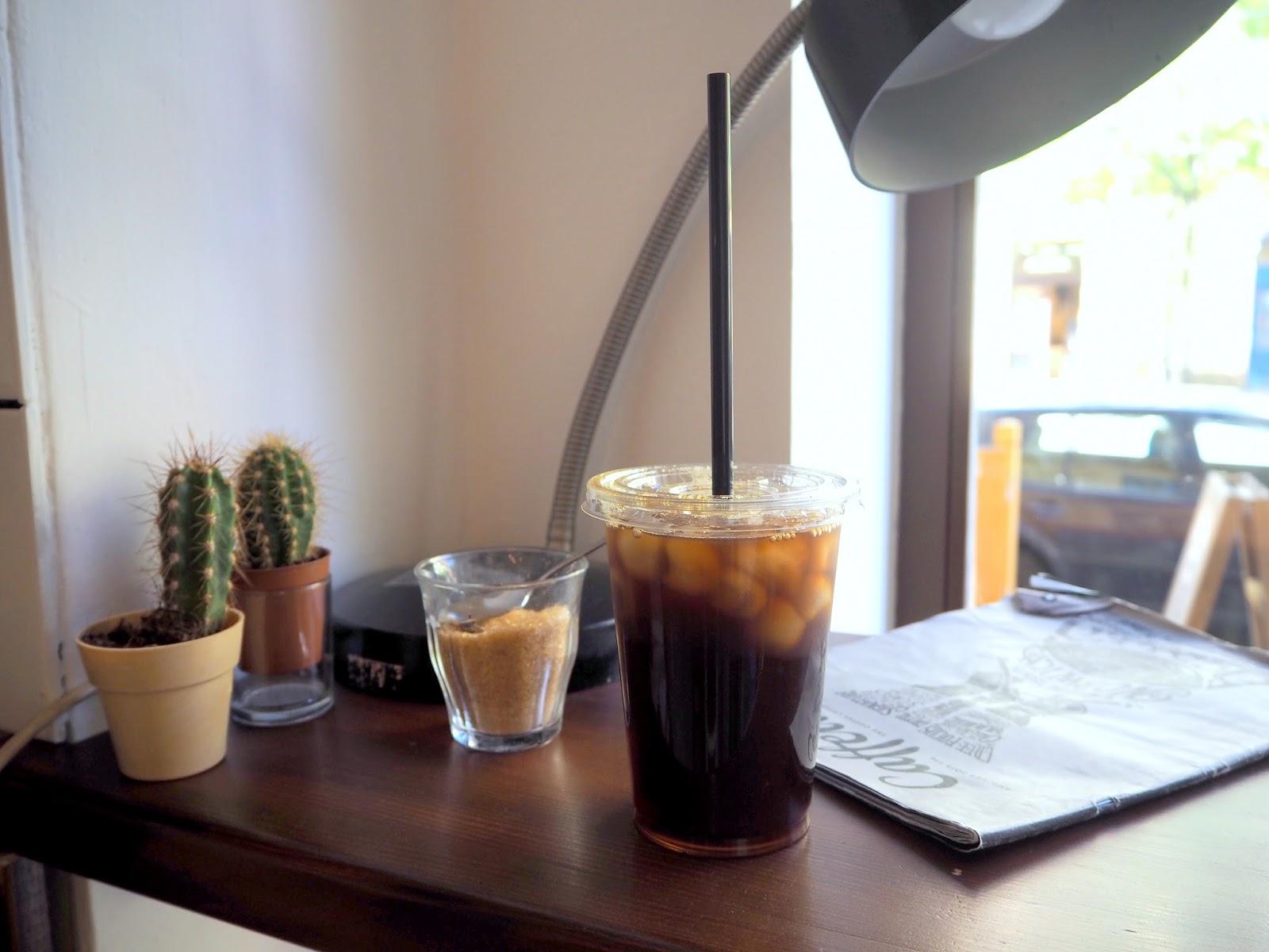coffee room kavárna praha