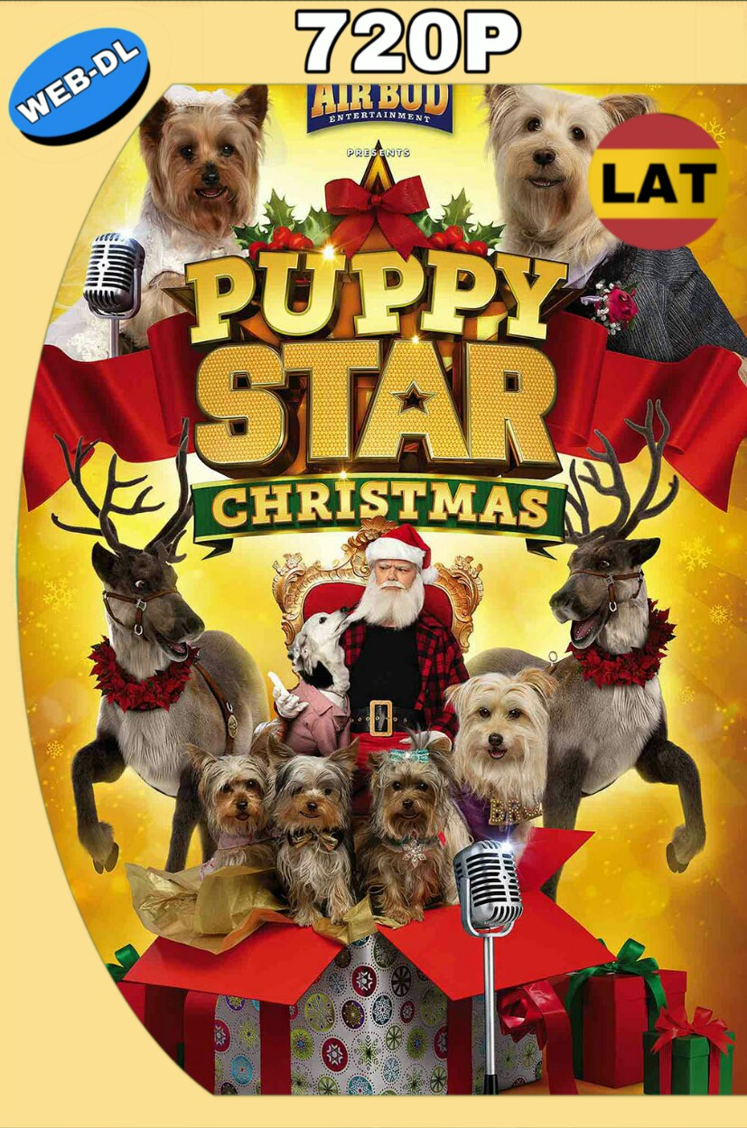 PUPPY STAR CHRISTMAS (2018) WEB-DL 720P LATINO-INGLES MKV