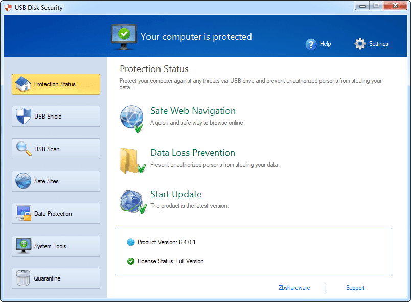 USB Disk Security 6.4