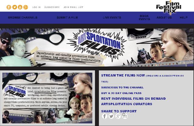 Artsploitation Films Image