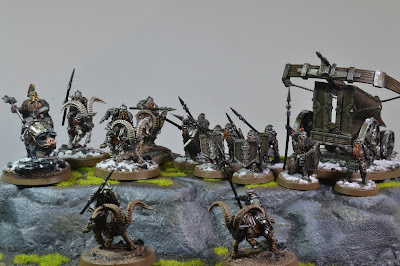 Iron Hills Dwarves Army