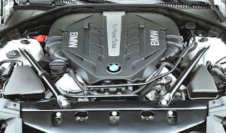 2019 BMW X2 Engine
