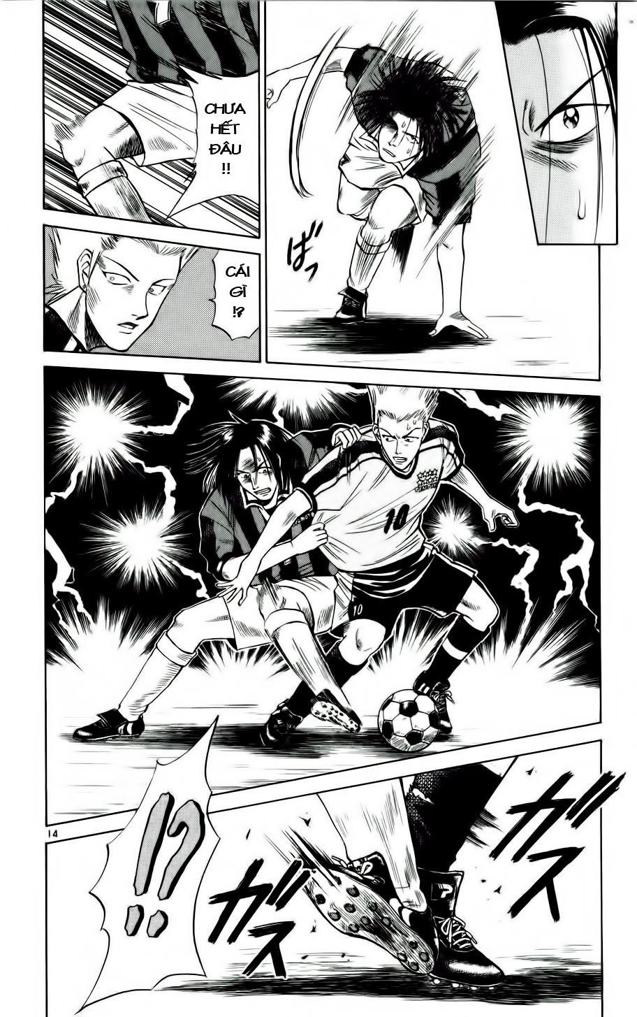 Fantasista chap 13 trang 14