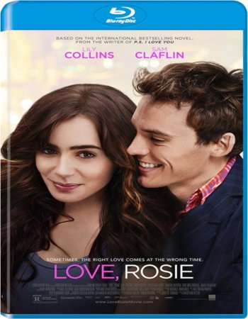 Love, Rosie (2014) Dual Audio 300mb