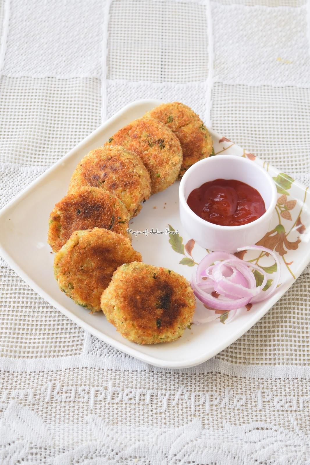 Almond Kebab - Badami Kebab Recipe in Kent RO Pizza & Omelette Maker - आलमंड कबाब - बदामी कबाब रेसिपी केंट आरओ पिज्जा और आमलेट मेकर में - Priya R - Magic of Indian Rasoi