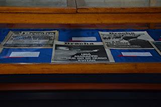 Brecha Exposición Biblioteca Nacional