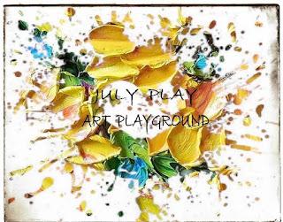 Art Playground - July play challenge