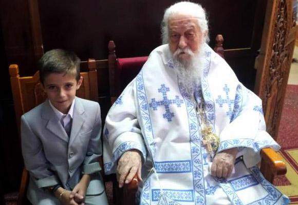 Θεσπρωτία: Με αγάπη και σεβασμό οι πιστοί ευχήθηκαν στο Μητροπολίτη Παραμυθίας για την ονομαστική του εορτή...
