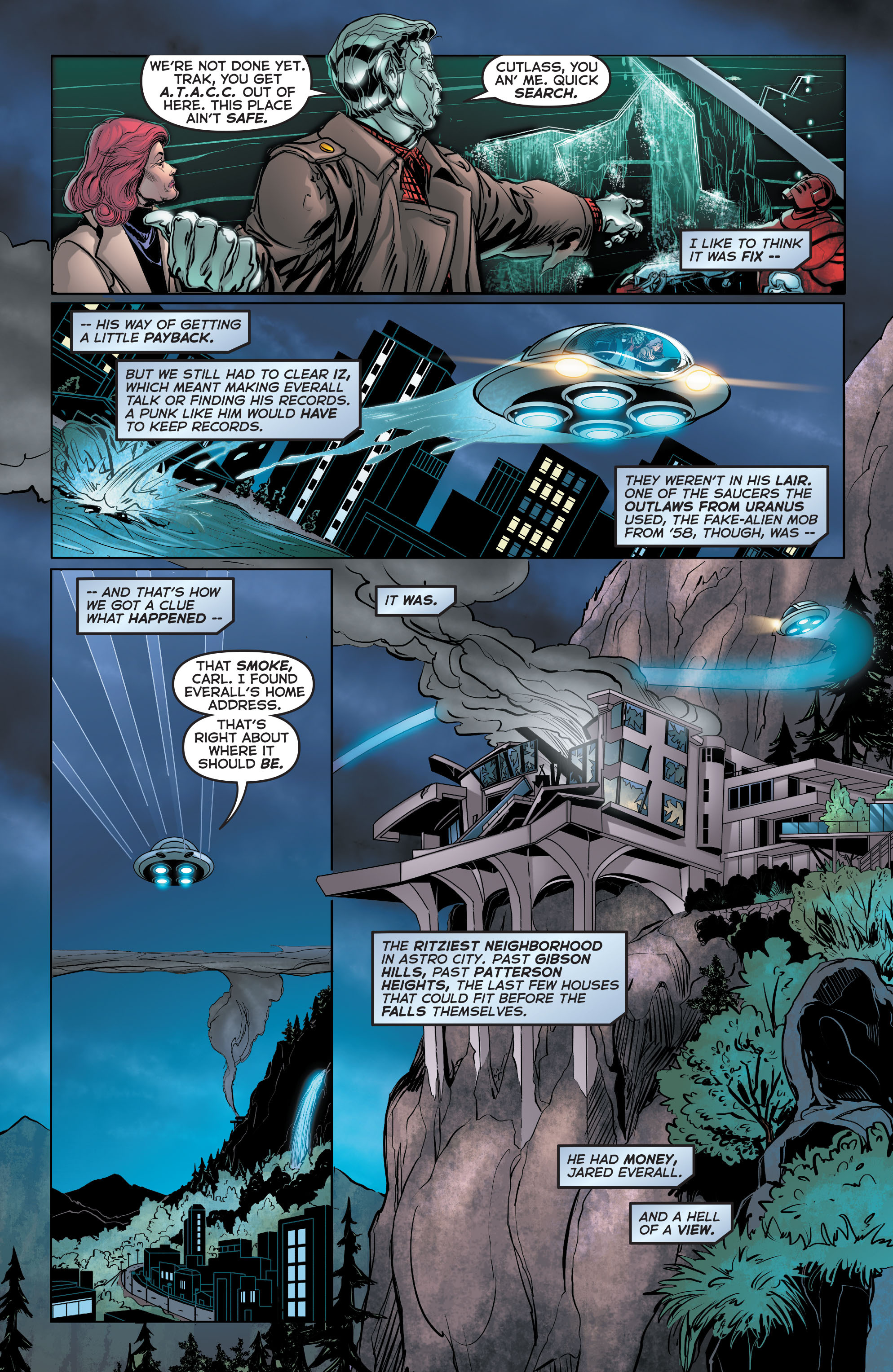 Read online Astro City comic -  Issue #34 - 13