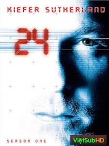24 Giờ Sinh Tử (24 Giờ Chống Khủng Bố) - Phần 1