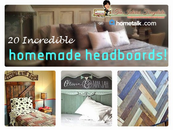 20 Handmade Headboards - A Curated Board on Hometalk
