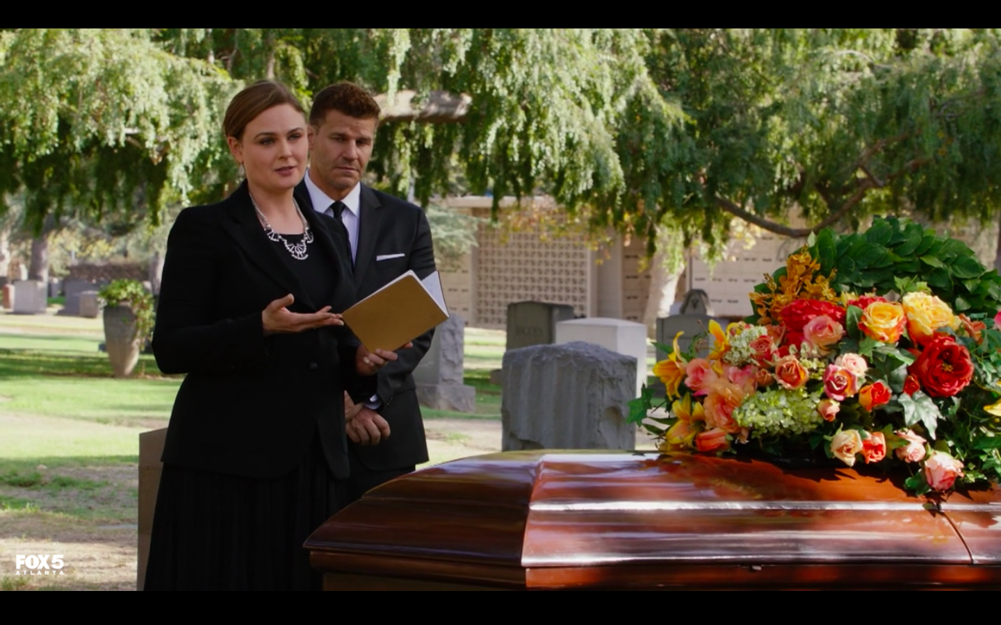 Bones - The Grief and the Girl - Review