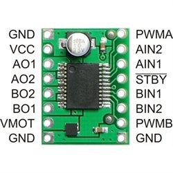 TB6612FNG电机驱动器