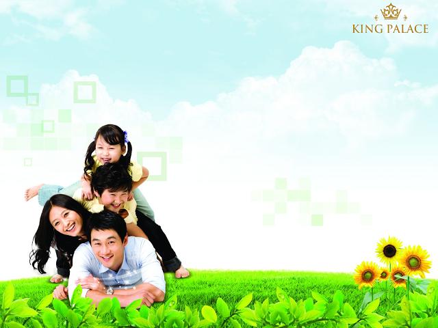 tận hưởng cuộc sống tại chung cư King Palace Nguyễn Trãi