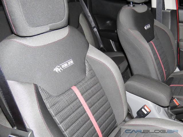 Fiat Toro Opening Edition - interior