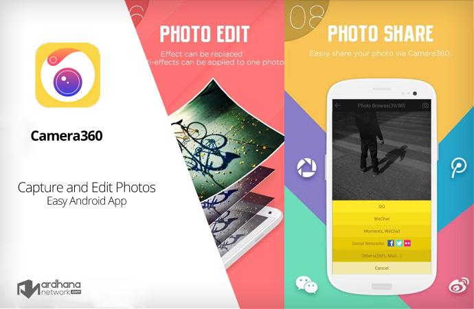 Camera360 MOD V9.0.8 build 109008100