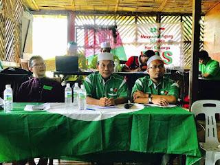 Rumah Pesuruhjaya Pas Sarawak Terbakar, PAS Miri Rayu Derma
