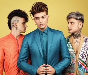 Sanremo 2018 - The Kolors - Frida - midi karaoke
