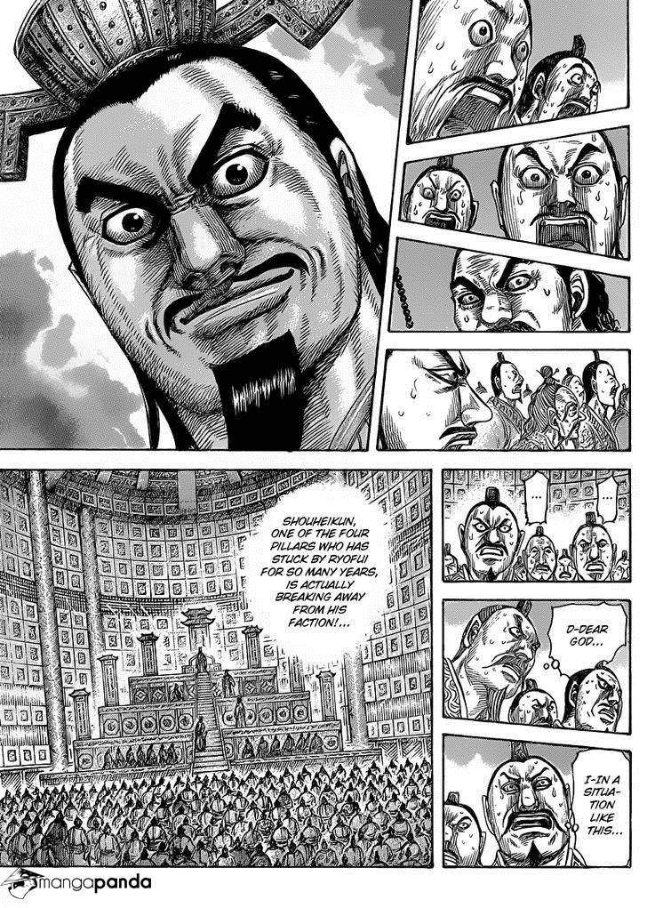Kingdom - Chapter 424