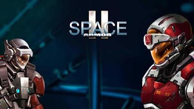 Download Space Armor 2 V1.2.5 Mod Apk + Data Hack Unlimited Money / Ammo Update Terbaru 2018