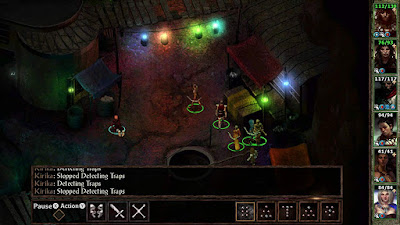 Planescape Torment And Icewind Dale Enhanced Editions Game Screenshot 1