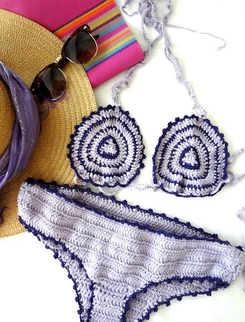 Crocheted Bikini