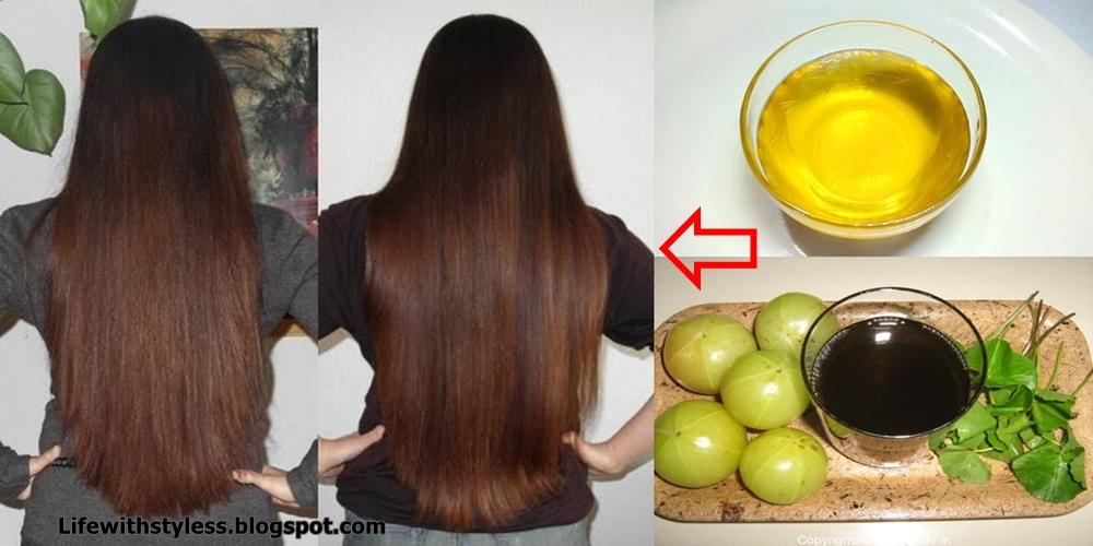 Homemade Magic Hair Growth Oil Healthy Thick Hair And