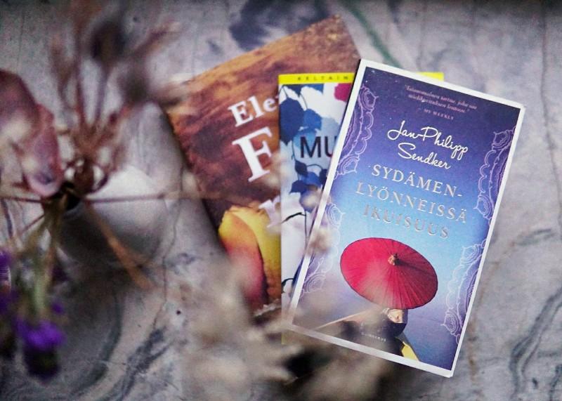 Kirjat, lukeminen